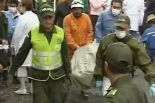Жертвами взрыва на шахте в Колумбии стали пятеро горняков