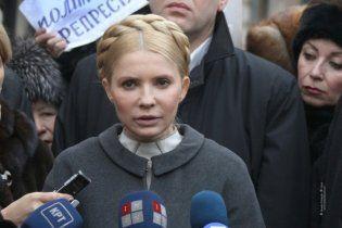 Тимошенко: объединение оппозиции разочарует людей
