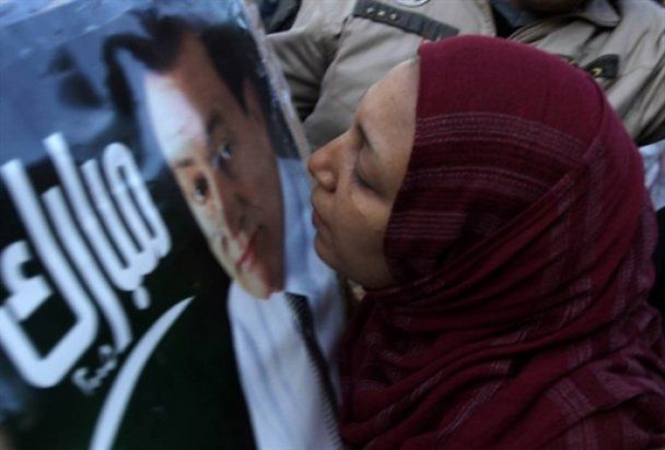 Сын президента Египта отказался быть преемником отца