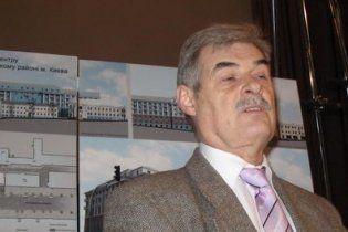 Попов наказал главного архитектора Киева за журналистку в подсобке