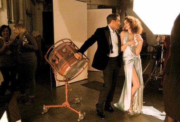 Зірки знялись для оскарівської обкладинки Vanity Fair