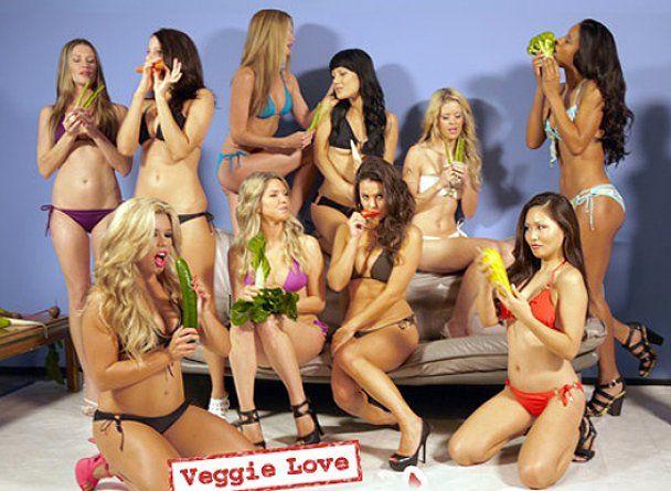 """PETA шокувала відеороликом про """"вегетаріанське кохання"""""""