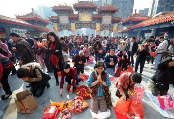 У Китаї спалахнув п'ятизірковий готель