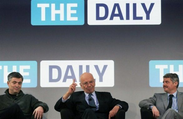 Презентація The Daily_1