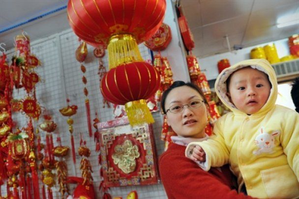 Китайский Новый год: Белый Кролик вступил в свои права