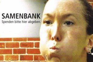 Знаменита тенісистка стала обличчям банку сперми