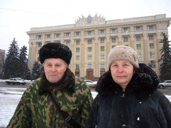 Іван Кулик та Ніна Антонович