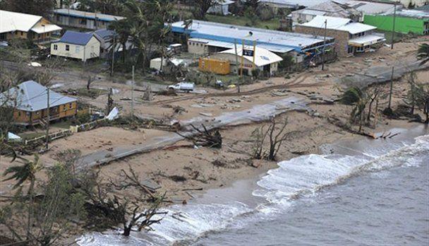 Найпотужніший за 100 років циклон накрив Австралію