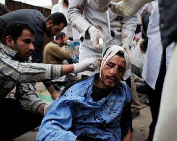 """Волна """"арабских революций """" докатилась до Турции, есть пострадавшие"""
