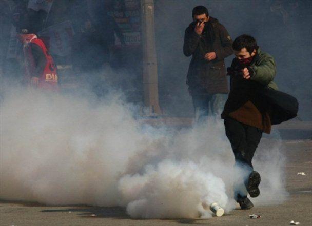 """Хвиля """"арабських революцій"""" докотилася до Туреччини, є постраждалі"""