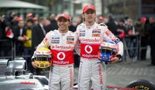 McLaren представила новий болід MP4-26 (відео)