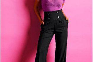 Брючный бум: выбирайте правильные брюки