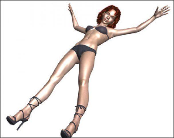 В Америке выпустят секс-куклу Анна Чапман