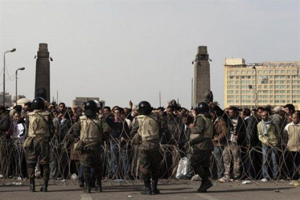 Протести в Єгипті_1