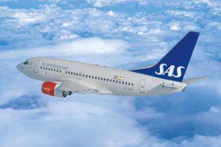 Пілот скандинавської авіакомпанії заснув за штурвалом