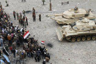 Египетская оппозиция договорилась о конституционных реформах