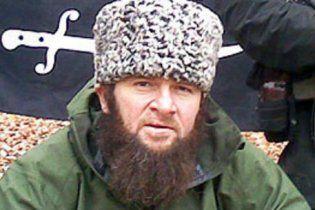 """Умаров став одним з обвинувачених у справі про теракт в """"Домодєдово"""""""