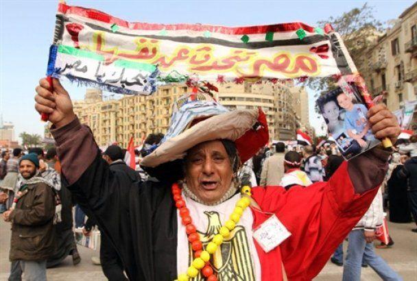 НАТО відмовилося від втручання в революцію в Єгипті