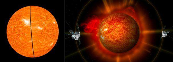 NASA оприлюднило перші тривимірні зображення Сонця