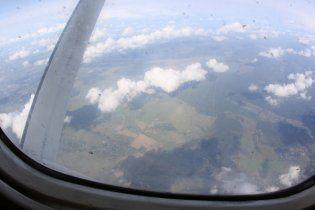 П'яні російські офіцери розбили ілюмінатор у літаку на висоті 10 тисяч метрів