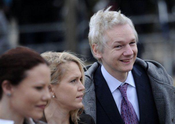 Суд у Лондоні розглядає справу Ассанжа