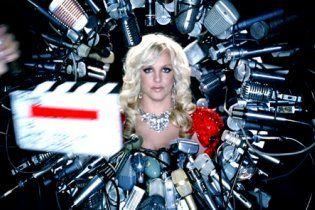 Бритни Спирс сняла новый клип