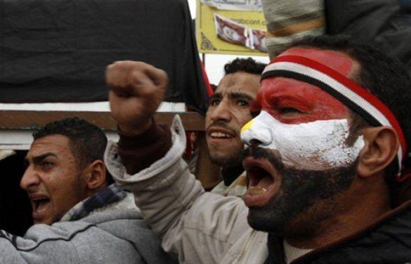 Революція в Єгипті_2