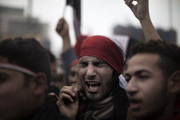 У кривавих зіткненнях загинули майже 300 єгиптян