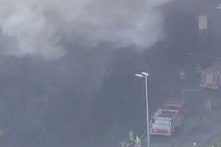 Пожежа знищила костюми до карнавалу у Ріо-де-Жанейро
