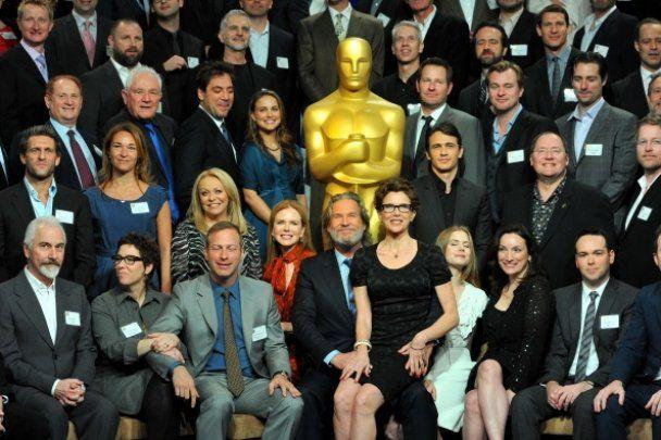 """Рекордное количество номинантов на """"Оскар"""" собралось за ланчем"""