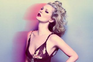 Кейт Мосс стала лицом Dior