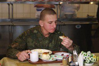 15 тисяч українських військових залишаться без їжі