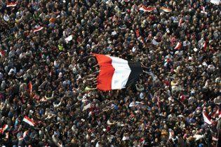 Военные власти Египта запретили акции протеста