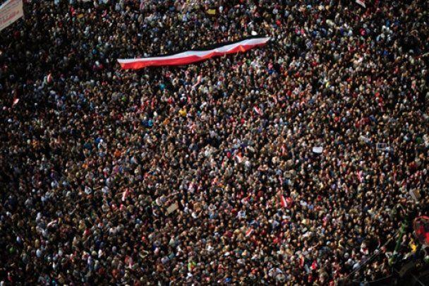 В Египте проходит самая масштабная демонстрация