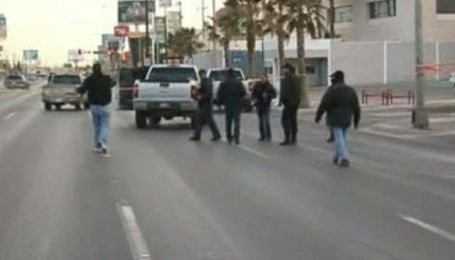 В Мексике расстреляли из Калашникова американских школьников