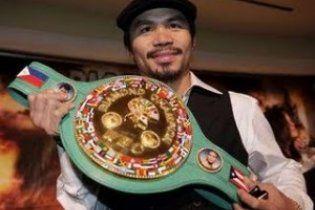 Найкращого боксера світу позбавлено чемпіонського поясу