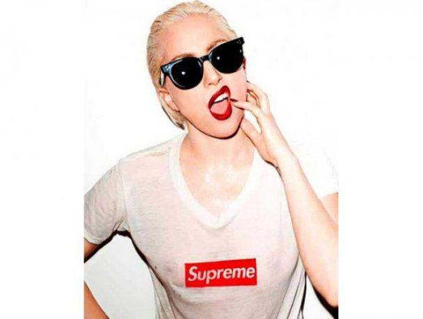 Lady Gaga снялась в скандальной фотосессии