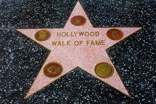 Аллея славы в Голливуде отмечает 51 год существования