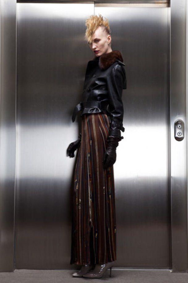 Жан-Поль Готье представил коллекцию элегантных брюк