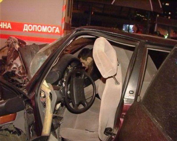 У ДТП в Києві розбилися два брати-даїшники