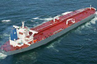 Пираты захватили супертанкер с нефтью на 20 млн долларов