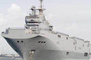 Россия отправляет военные корабли к границе с Японией