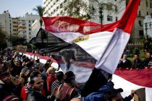 """Молодь Єгипту повстала проти військової влади: """"Повертайтеся в казарми!"""""""