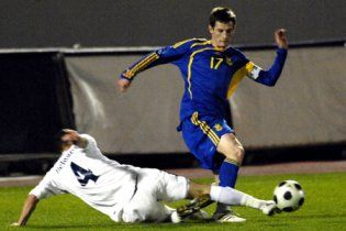 Збірні України: нічия з Швейцарією, дві поразки від Росії