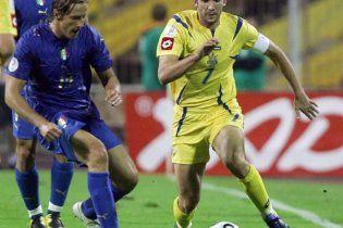 Букмекери вважають Україну фаворитом матчу з Італією