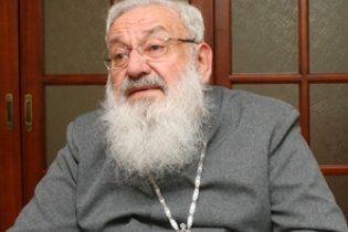 Гузар спокійний за греко-католицьку церкву: без нього нічого не розвалиться