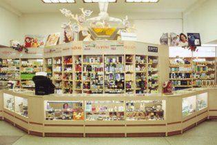 Ринок косметичної продукції в Україні є непрозорим через дії дистриб'юторів