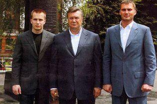 Янукович подчеркнул, что власть в Украине должна быть наследственной