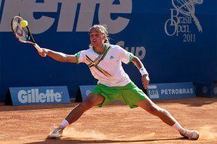 Долгополов піднявся на 26-те місце у світовому рейтингу ATP