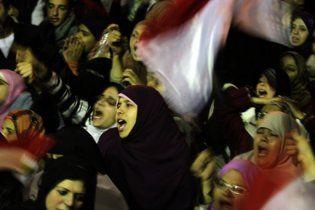 В Каире снова протесты и беспорядки